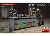 Miniart 1/35 38048 Toolmakers