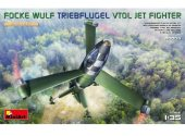 Miniart 1/35 40009 Focke-Wulf VTOL Triebflugel Jet Fighter