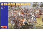 Miniart 1/72 72011 German Knights XV Century
