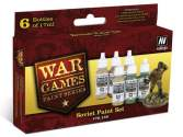 Vallejo 17ml x 6 70159 WWII Wargames - Soviet Paint Set