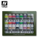 Vallejo 17ml x16 SET12 Model Colour Wargames Special Set x16