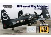 Wolfpack Design 1/48 WW48011 F8F Bearcat Wing Folded set