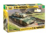 Zvezda 1/35 3670 Russian Main Battle Tank T-14 Armata