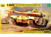 Zvezda 1/35 3675 Russian MBT T-90 MS Russian MBT - Model Kit