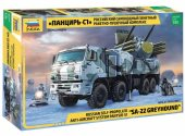 Zvezda 1/35 3698 SA-22 Greyhound Pantsir-S1 - Model Kit