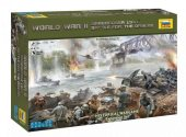 Zvezda 1/72-1/100 6177 Battle For The Danube, Wargame Expansion Set