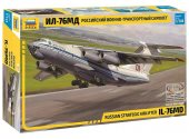 Zvezda 1/144 7011 llyushin IL-76 MD Russian Strategic Airlifter