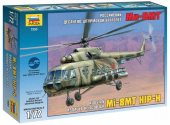 Zvezda 1/72 7253 Mil Mi-8MT HIPI-H  Russian  Assault Helicopter