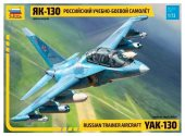 Zvezda 1/72 7307 Yak-130 Russian Trainer Aircraft - Model Kit