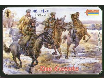 WWI Don Cossacks