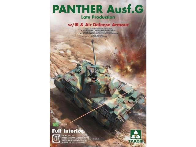 Panther G Late Production with IR & Antiair Armour
