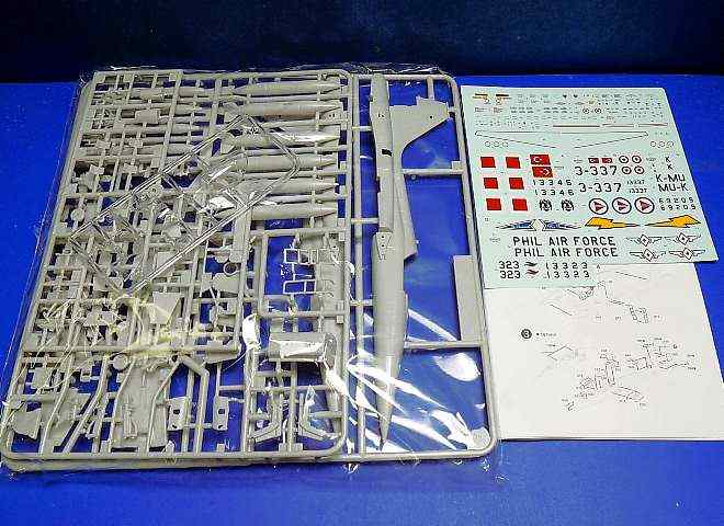 Tan Models 1/48 48001 F-5A Tiger