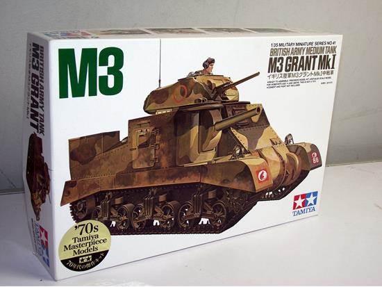 I # 35041 Tamiya 1//35 M3 GRANT Mk