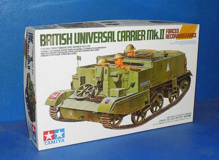 Universal Carrier Mk.II Forced Recon