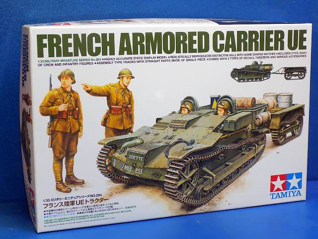 Tamiya French Armoured Carrier UE 1/35 35284