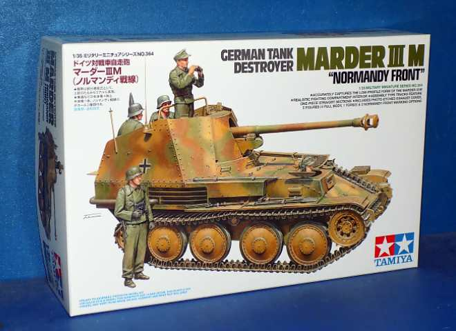 Marder III M Normandy Front