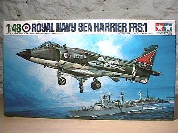 Tamiya Hawker Sea Harrier 61026