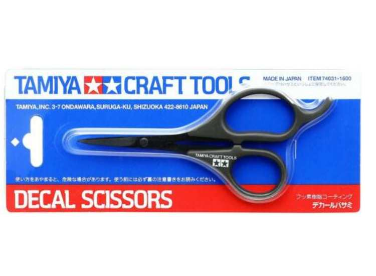 Decal Scissors
