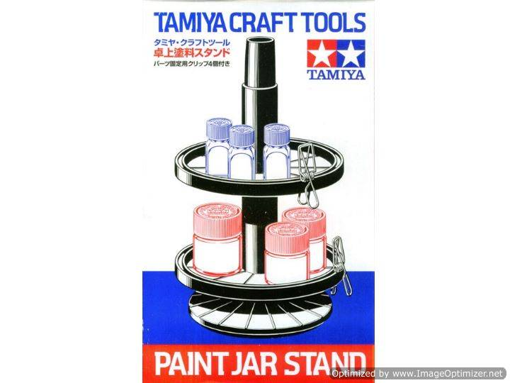 Paint Jar Stand