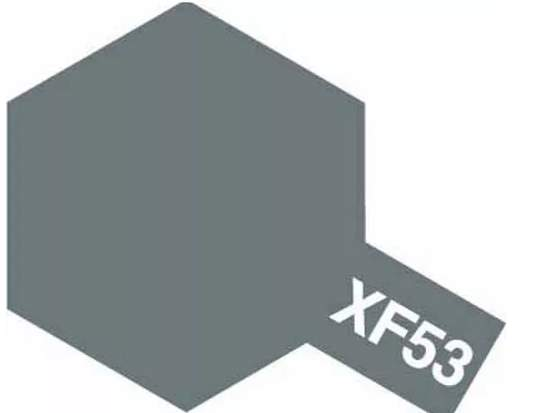 Tamiya 10ml 81753 Acrylic Mini XF53 Neutral Grey