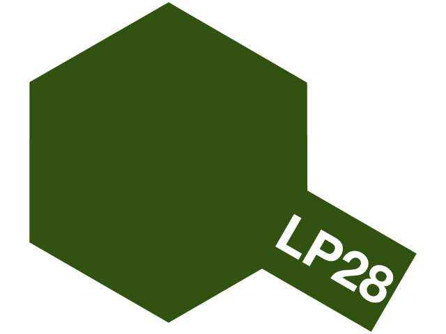 Tamiya Lacquer Paint LP28 Olive Drab 82128