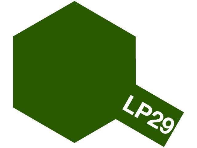Tamiya Lacquer Paint LP29 Olive Drab 2 82129