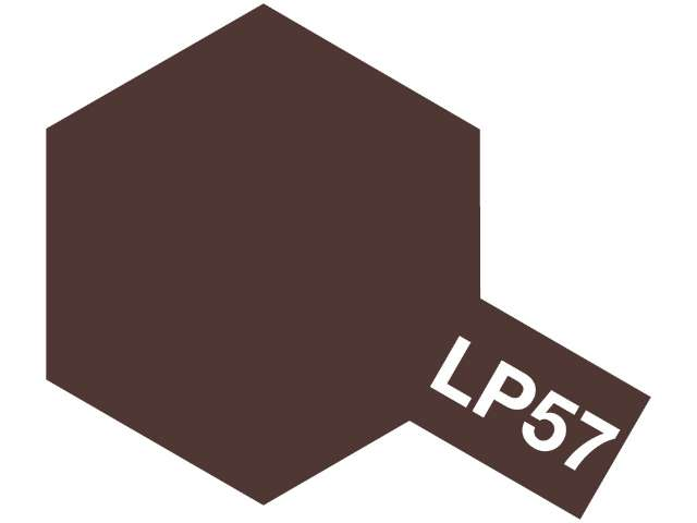 Tamiya Lacquer Paint LP57 Red Brown 2 82157