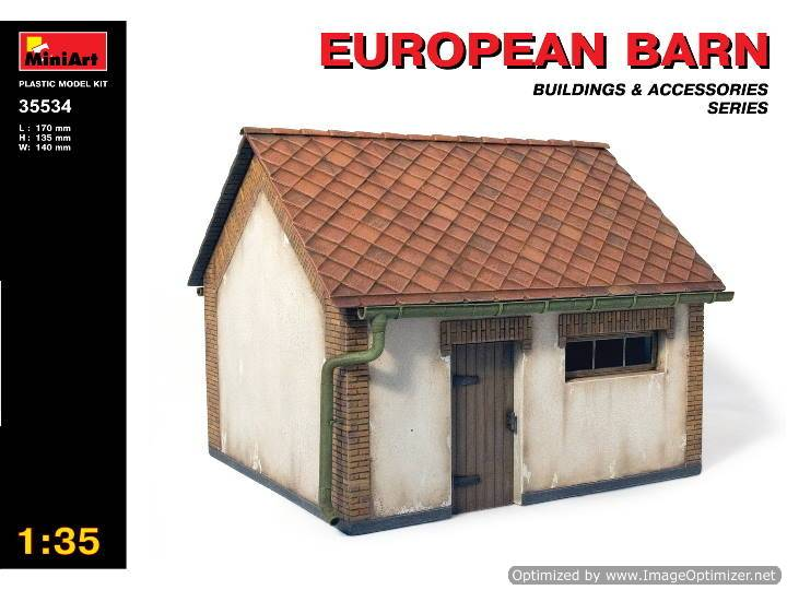 Plastic Model Kits - Shipped Next Day from the UK  - Buildings