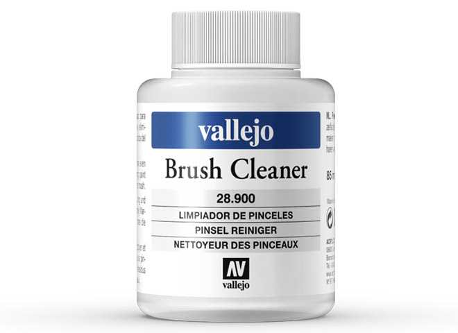 Brush Cleaner (Alcohol)