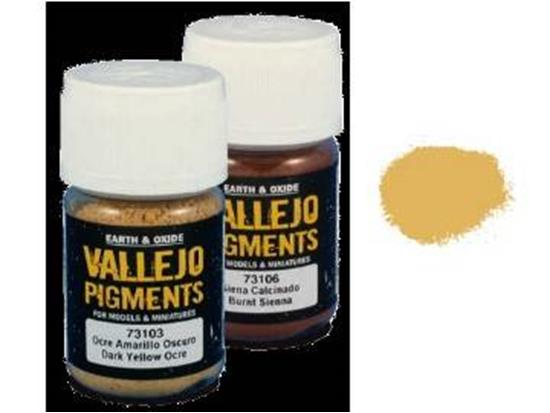 Pigments - 73105 Natural Sienna