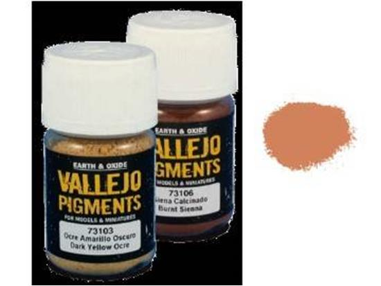 Pigments - 73106 Burnt Sienna