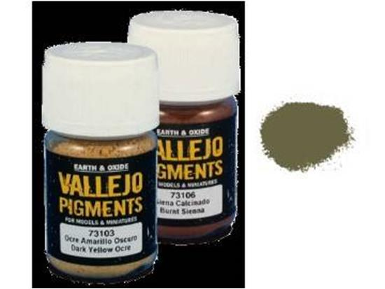 Pigments - 73109 Natural Umber