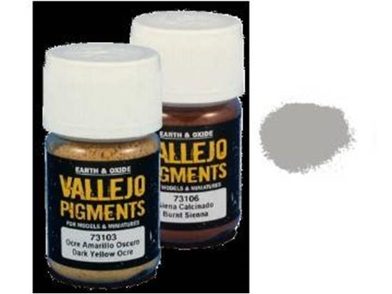 Vallejo Pigments - 73114 Dark Slate Grey