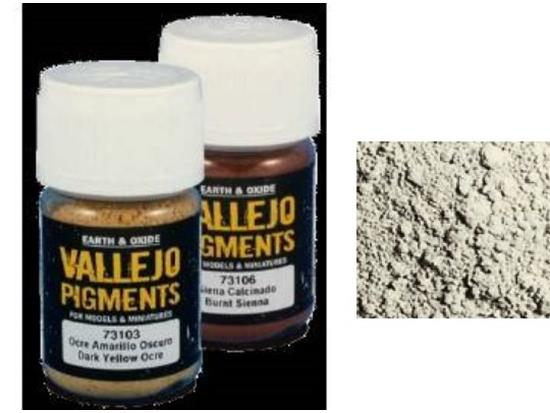 Vallejo Pigments - 73121 Desert Dust