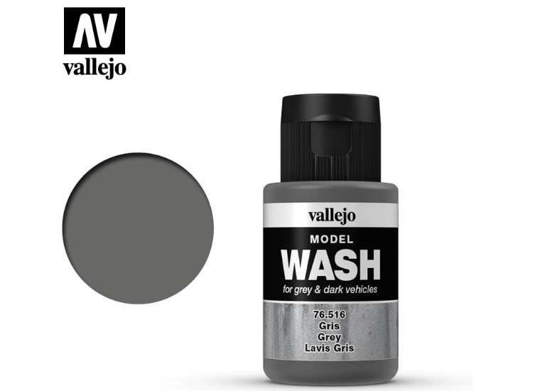 Vallejo Grey Wash