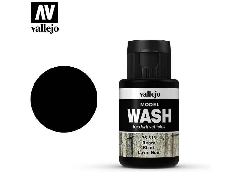 Vallejo Black Wash