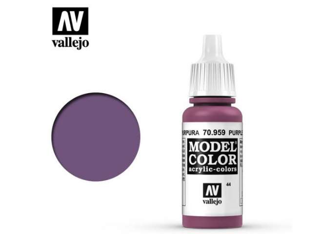 Vallejo 17ml 959 044 Model Color - Purple 959