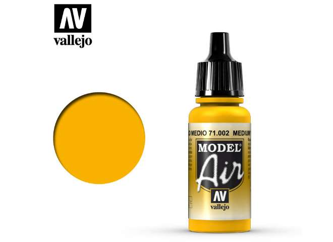 Model Air - 002  Yellow