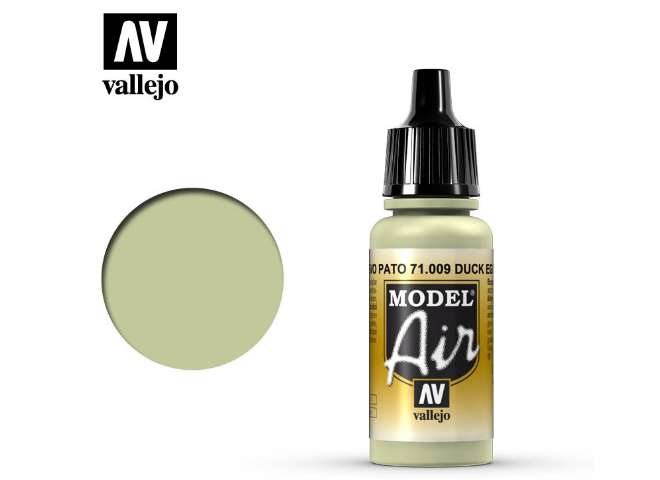 Vallejo 17ml MA009 Model Air - 009  Duck Egg Green