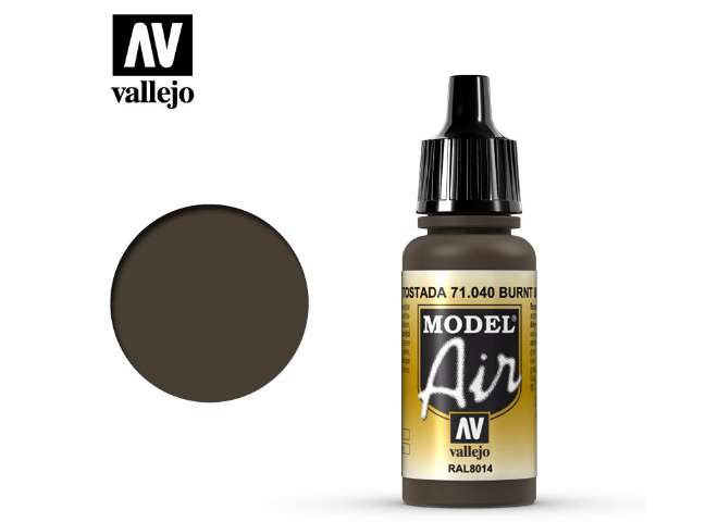 Model Air - 040  Burnt Umber