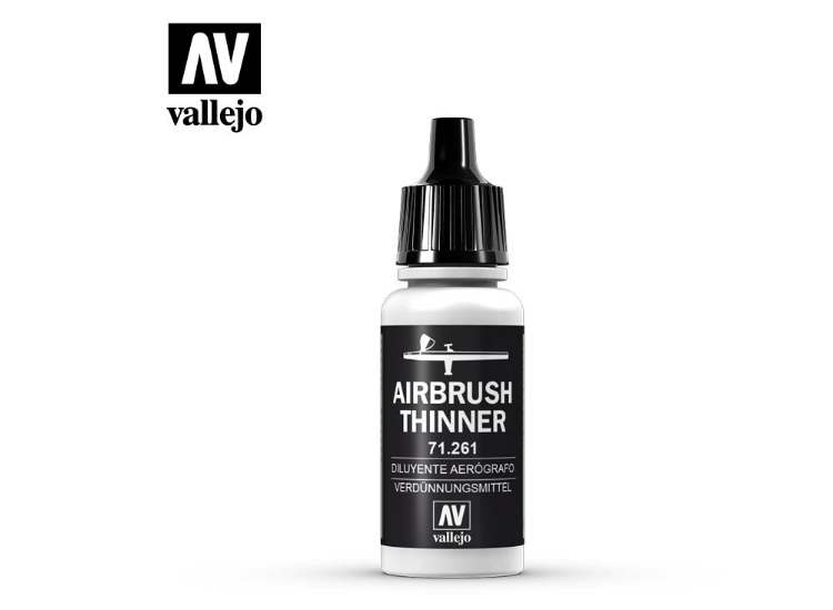 Vallejo 30ml 061 Model Air - 71061 Airbrush Thinners 30ml