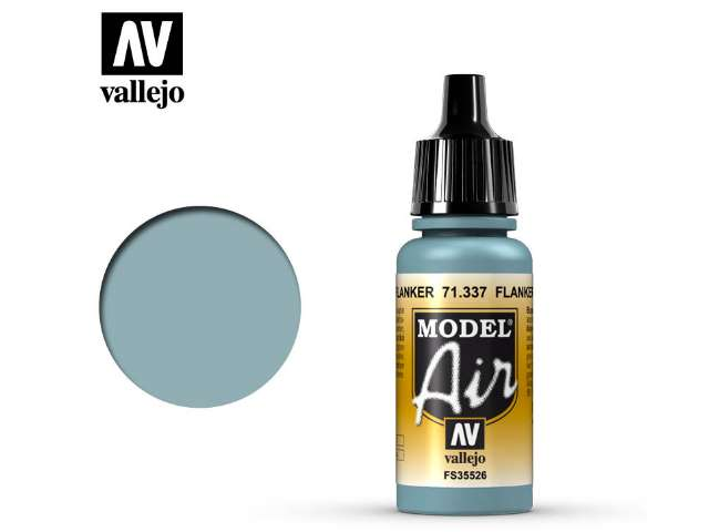 Vallejo 17ml MA337 Model Air - 337 Flanker Blue