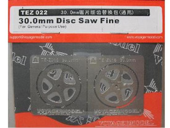 30.0mm Disc Saw Fine