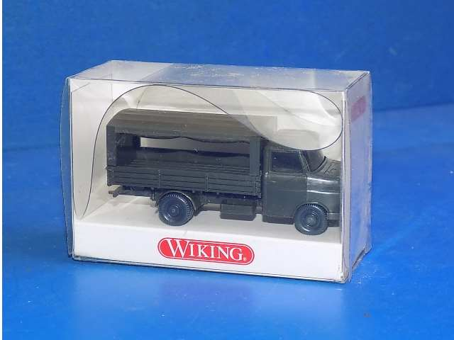 Wiking German Army Opel Blitz Open Sided