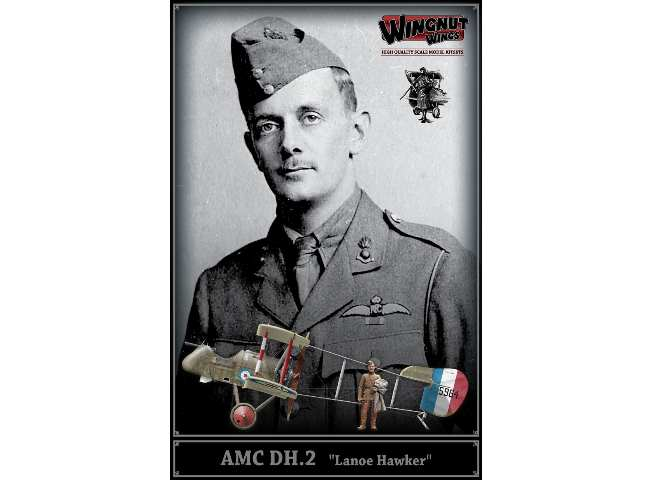 Wingnut Wings 1/32 32606 AMC DH2 - Lanoe Hawker