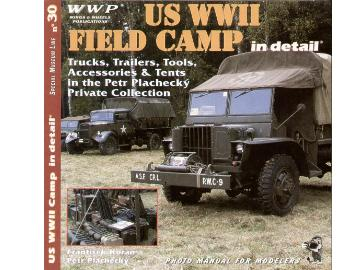 USWWII Field camp In Detail