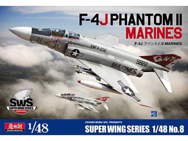 F-4J Phantom Marines USMC